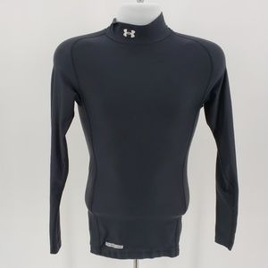 Under Armour Cold Gear Mock compression Shirt Smal